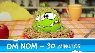 As Histórias do Om Nom - Melhores Momentos [1] 30 MINUTOS - Vídeos para crianças