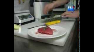 Вишукана страва  для новорічного столу - салат із тунця