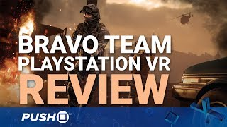 Bravo Team PSVR Review: Tactical FPS for Virtual Reality | PlayStation VR | PS4 Pro Gameplay Footage