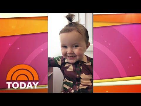 Watch This Toddler's Inspiring Morning Pep Talks