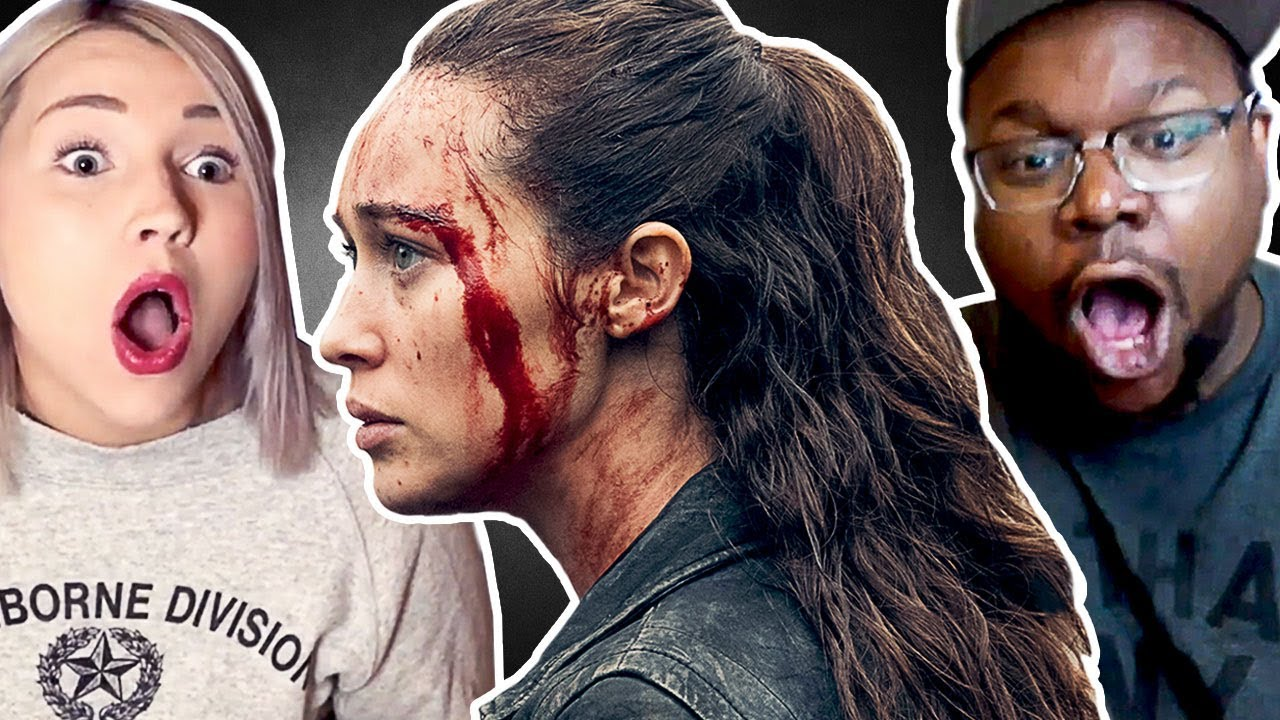 """Download Fans React to Fear the Walking Dead Season 5 Episode 1: """"Here to Help"""""""