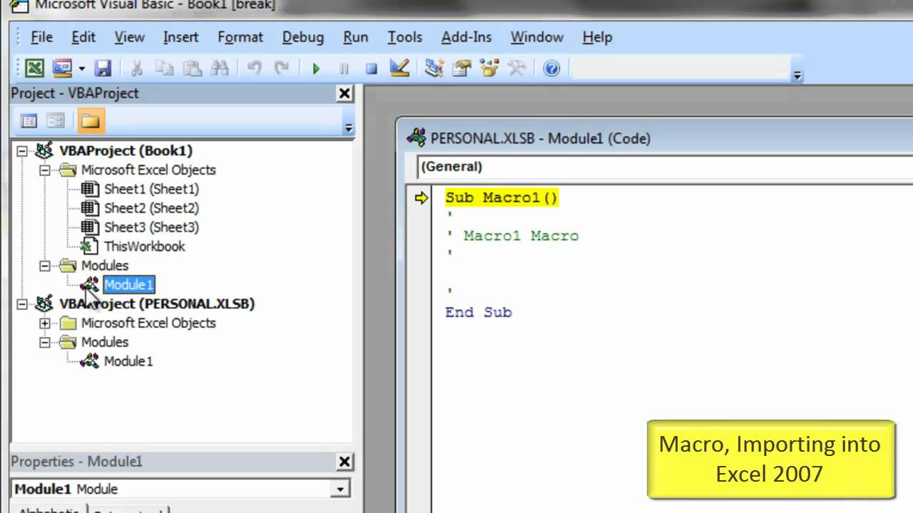 excel macro import data from another file excel vba open