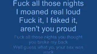 FURB Frankee Lyrics Kristy
