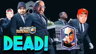 MAGIC ARCHER is Dead. OLD vs NEW Comparison | Clash Royale Update highlights.