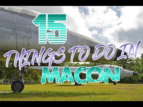Top 15 Things To Do In Macon, Georgia