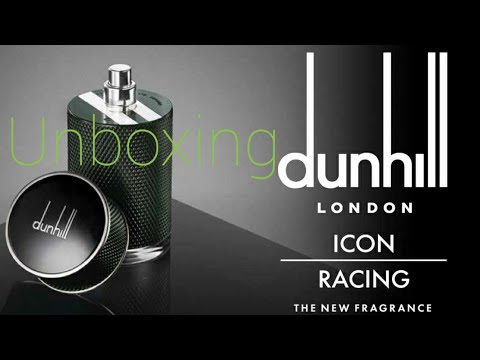 ee4323dd9 Dun hill London icon racing Cologne Unboxing - YouTube