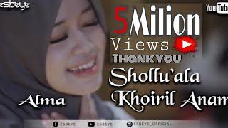 Download lagu SHOLLU ALA KHOIRIL ANAM Cover by ESBEYE MP3