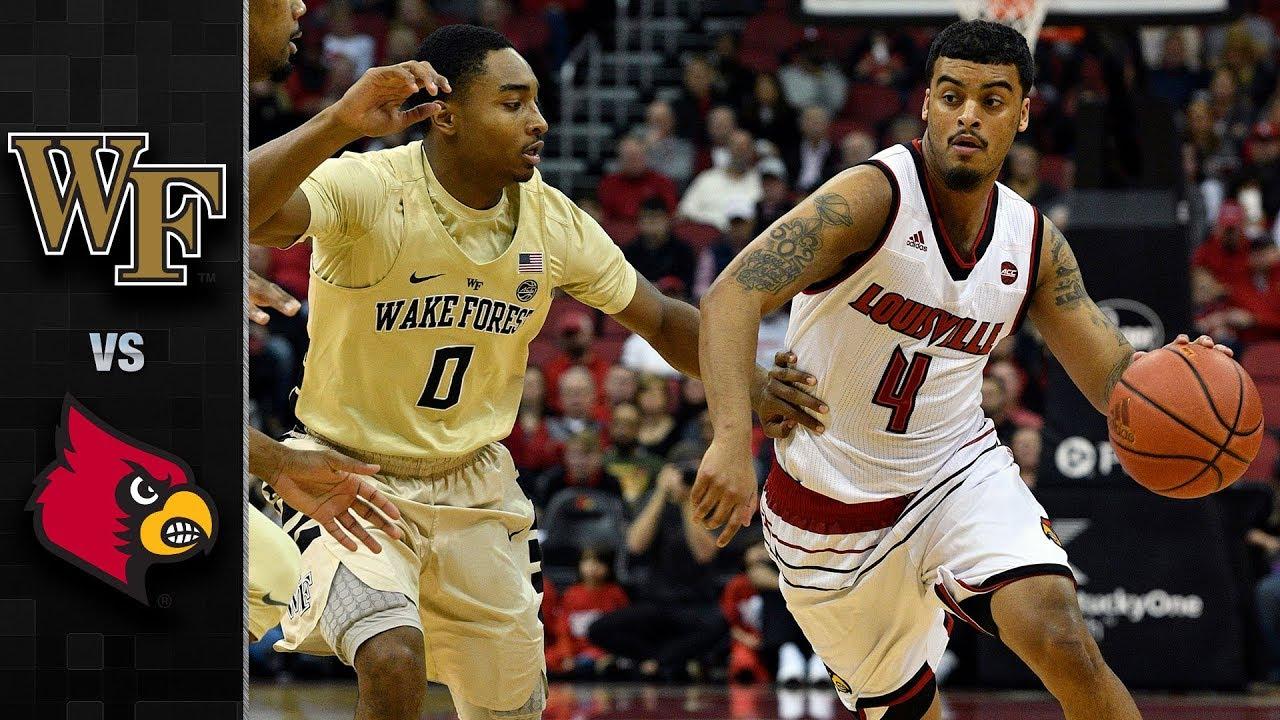 Louisville Basketball Highlights