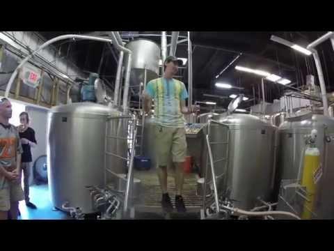 Orlando Brewing Company Organic Brewery Tour