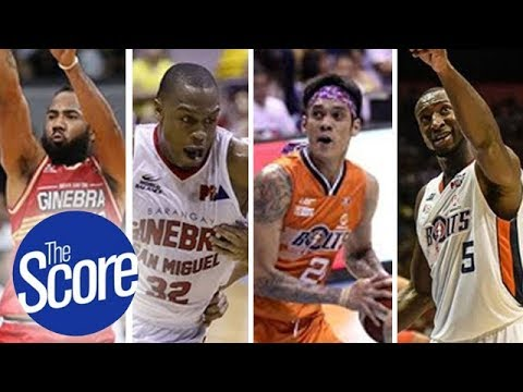 Pba Finals Ginebra Vs Meralco Predictions The Score Youtube
