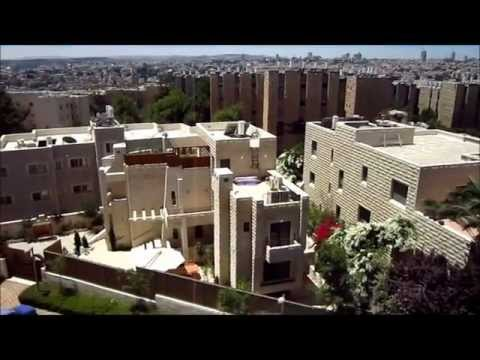 Day 3-4: Arrival in Israel & the Hebrew University of Jerusalem