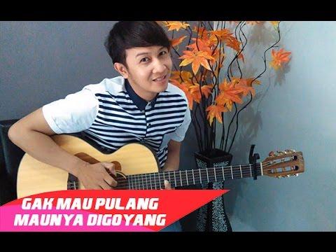(Iva Lola) Gak Mau Pulang Maunya Digoyang - Nathan Fingerstyle | Guitar Cover