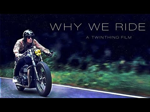 Download WHY WE RIDE - Custom Triumph T100 - TWINTHING CUSTOM MOTORCYCLES