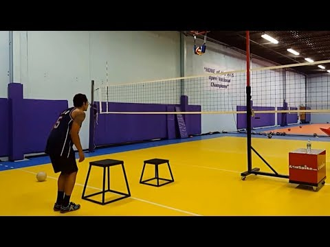 Best Middle-Blocker Volleyball Trainings (HD)