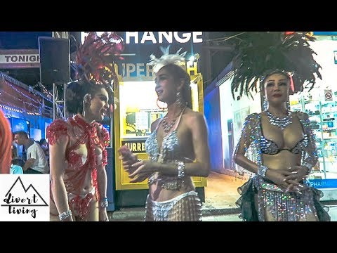 PHUKET PATONG NIGHTLIFE😳 CLUB AND NIGHTLIFE OF THAILAND