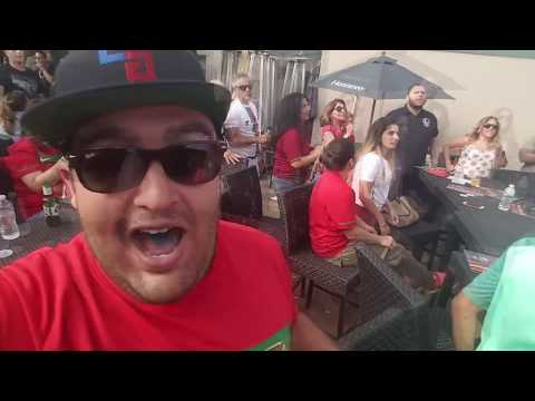 Vlog 4- We are the champions. Forca Portugal.