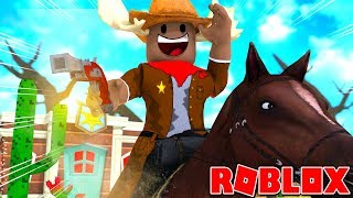 Danois Roblox-WILD WEST OBBY