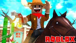 Danish Roblox-WILD WEST OBBY