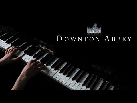downton abbey theme - piano cover