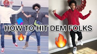 HOW TO HIT DEM FOLKS LIKE AYO & TEO | OFFICIAL TUTORIAL ❗️