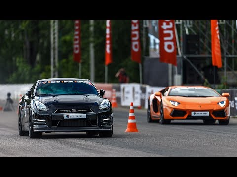 1200+ HP Twin Turbo Aventador vs Nissan GT-R vs BMW M6
