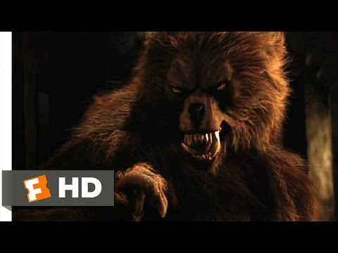 Woman transforms into Werewolf 4