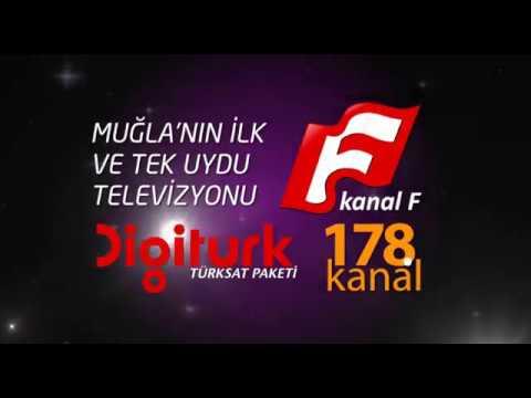 KANALF TV Digitürk 178. kanalda