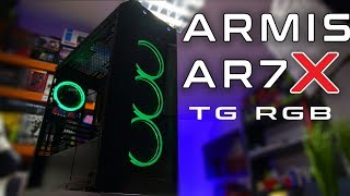 SilentiumPC ARMIS AR7X TG RGB - jeszcze więcej szkła i RGB - Premiera
