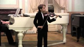А.Корелли - Cоната ми минор №8. Бесараб К./ A. Corelli - Sonata  No.8