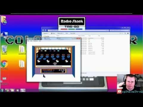 trs-80 color computer emulator windows 7