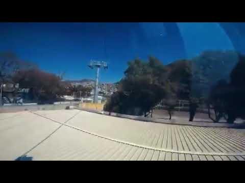 Estrenan cablebús en la GAM, CDMX