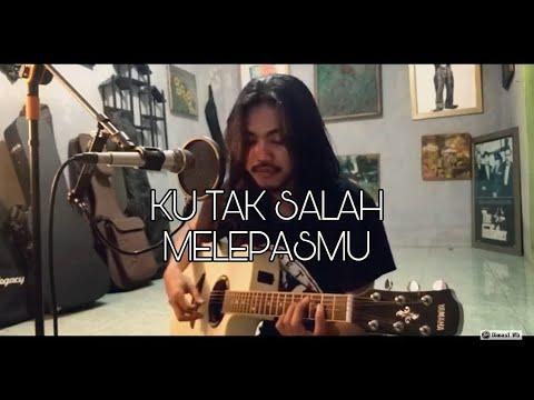 Ku Tak Salah Melepasmu - Piyu Feat Anji Cover By Dimast Wb