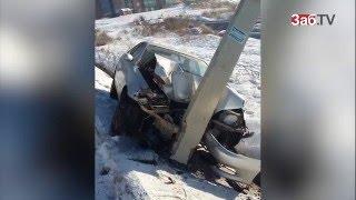 Оба водителя из ДТП со снесенным столбом не считают себя виноватыми