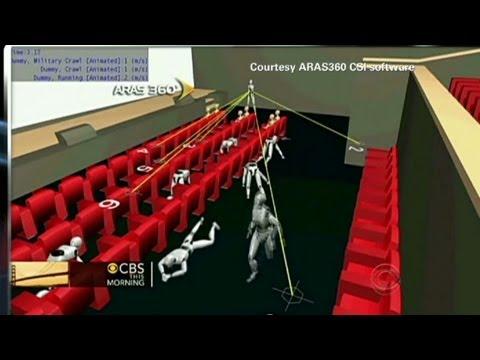 Software Recreates 3d Aurora Crime Scene Youtube