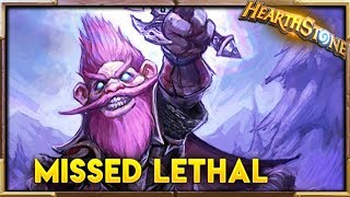 Missed Lethals and Extended BM`s ep. 6 | Hearthstone