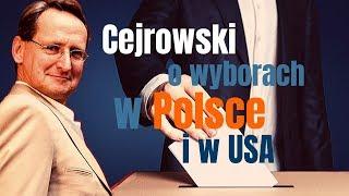 Cejrowski o wyborach w Polsce i w USA 2019/10/07 Studio Dziki Zachód odc. 29 cz. 3