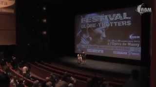 Le 25ème festival des Globe Trotters par ABM