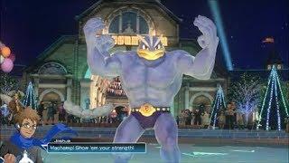 Pokkén Tournament DX - Online Battles 2 (Machamp)
