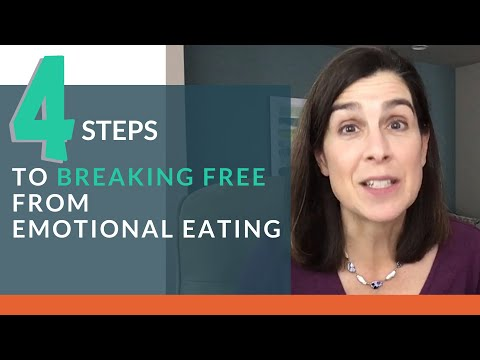 4 Steps to Break Free From Emotional Eating
