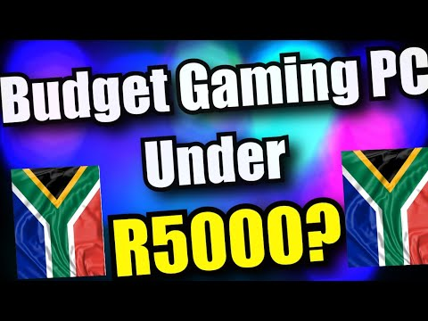 The Cheapest Places To Buy a Budget Gaming PC in South Africa