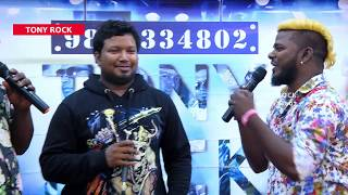 Chennai Gana Balachandar With Tony Rock mookuthi mookuthi vandhu vandhu Gana Song
