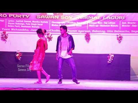 Hay hay re hay re kuri kana chika kedam......programe dance at Birsa munda town hall(13th october