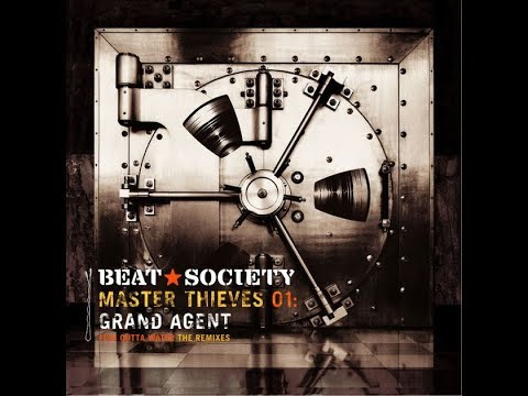 Grand Agent - FISH OUTTA WATER: BEAT SOCIETY REMIXES [Full Album] 2003