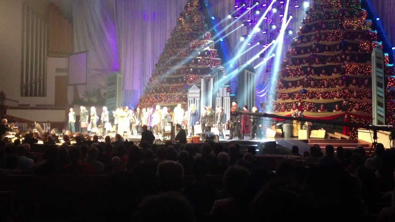 First Baptist Orlando Singing Christmas Trees 2012 Preview
