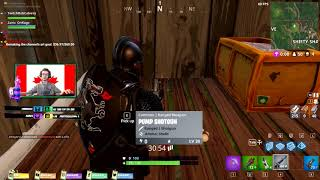 KD High score (Anihilation of squads) Getting better! IN FORTNITE!