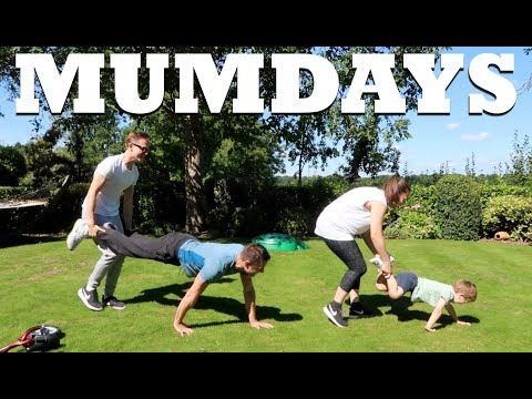 We Are Family with Harry Judd!  MUMDAYS