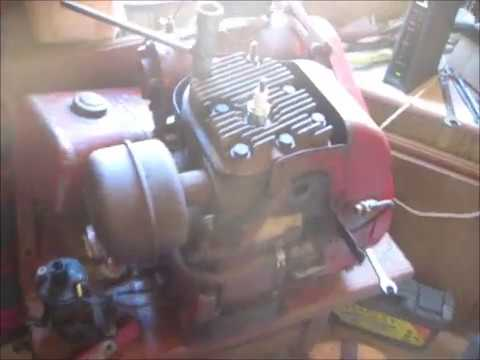 K181 engine rebuild part 1