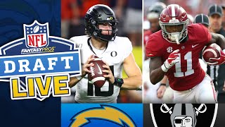 NFL Draft Live | Full First Round Coverage with Kyle Yates & Mike Tagliere (2020)