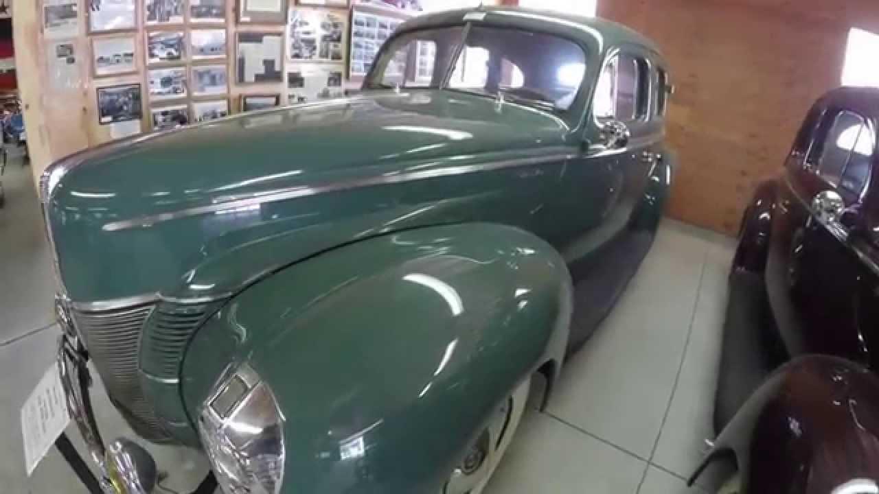 1940 ford deluxe 4 door sedan youtube for 1940 ford 4 door sedan