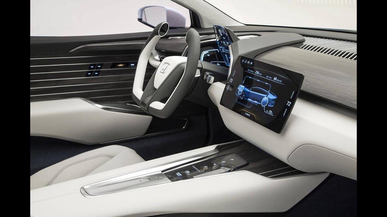 2019 honda prelude - new interior redesign